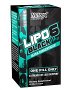 Заказать Nutrex Lipo6 Black Hers Ultra Concentrate 60 капс