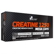 Заказать Olimp Creatine 1250 Mega Caps 120 капс
