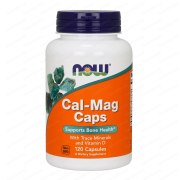 Заказать NOW Cal-Mag + vitamin D 120 капс