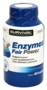Survival Enzymes Fair Power 60 капс